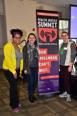 Health Justice Summit -- Philadelphia 2018