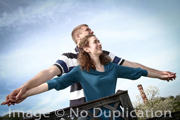 Melanie & David