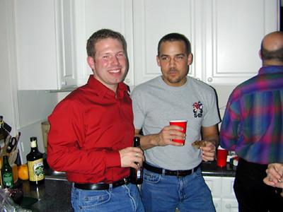 Travis and David