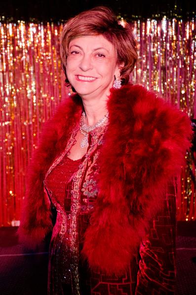Ludmila Kisseleva-Eggleton at Sheila Ash birthday party