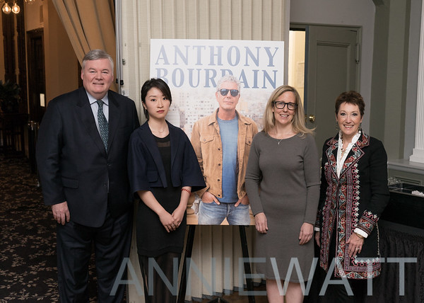 Oct 15, 2019 A Discerning Plate - An Evening Discussion and Sale Preview of Anthony-Bourdain's Books