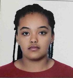 Rita Tesfay '21