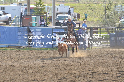 2nd Go Calf Roping 05-23-15