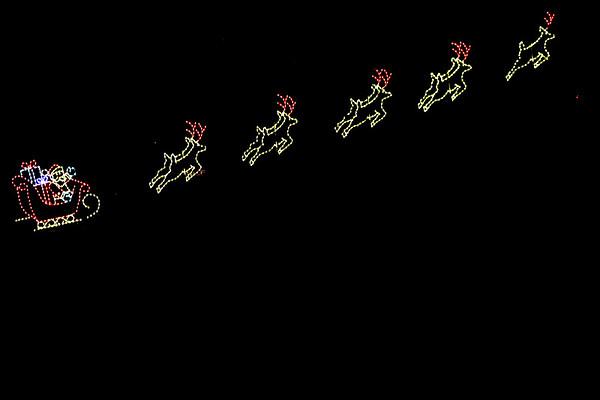 Clayton Christmas Lights - 12-16-20