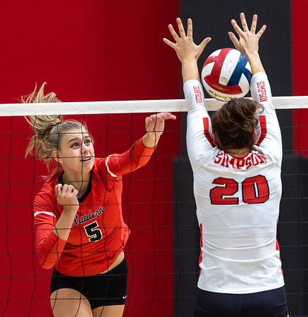 SOU Volleyball 8-19-21