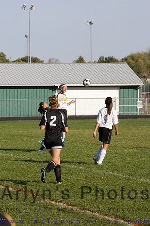 Hutch Girls Soccer vs New Ulm