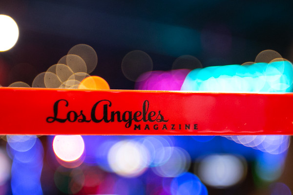 LA Magazine's Whiskey Fest 2019