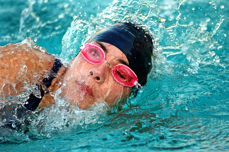 SMCHS Swimming '07