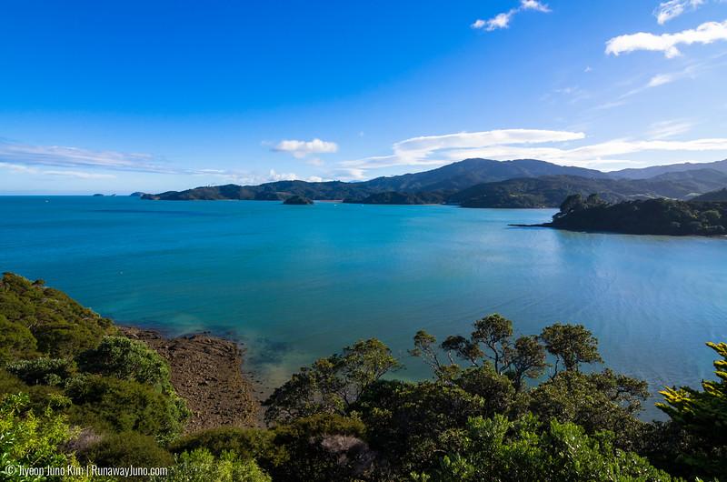 Wyuna Bay view