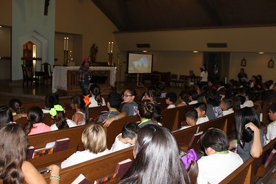 Our Lady of Guadalupe Vacation Bible School