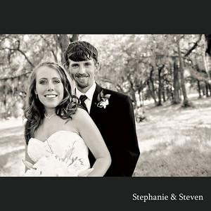 Stephanie & Steven : Wedding Album