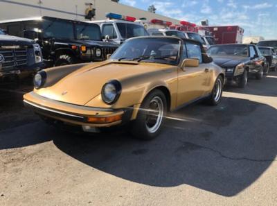 SAKS - Vintage Porsches