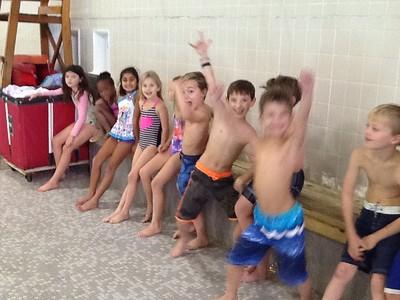 2C - Swimming in PE