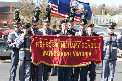 Staunton Veteran's Day Parade