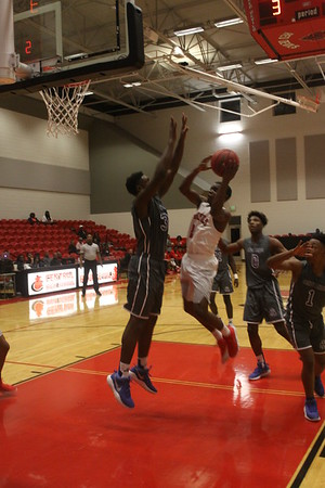 2017-18 CHS Basketball vs Sidney Lanier