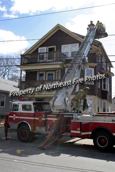 Providence- Althea Street- 3/20/06