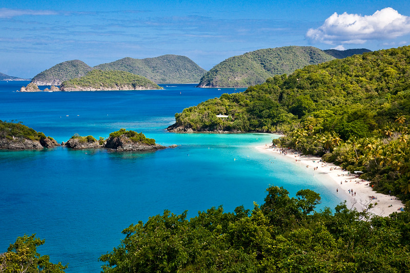 Virgin Island National Park, St. John