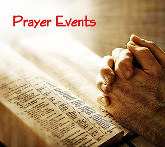 Prayer Events