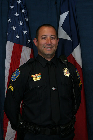 Officer portraits, August 22, 2006