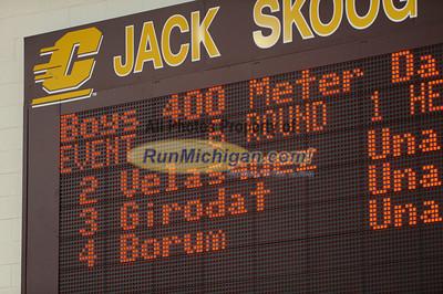 Boy's 400 Meters - 2013 MITS State Meet