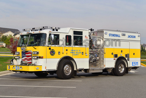 PRINCE WILLIAM COUNTY FIRE APPARATUS