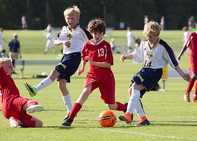 MS White Boys Soccer