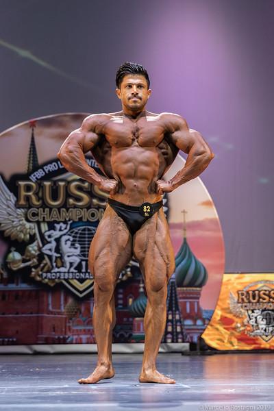 1st Place 82 Hamed Afzalisani