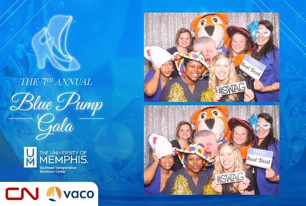 The 7th Annual Blue Pump Gala 2020