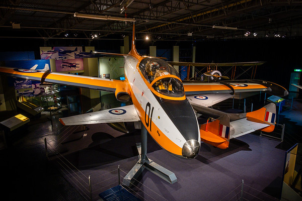 RAAF Museum ~ October