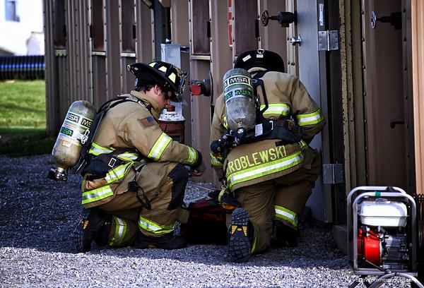 FVTC Fire Training