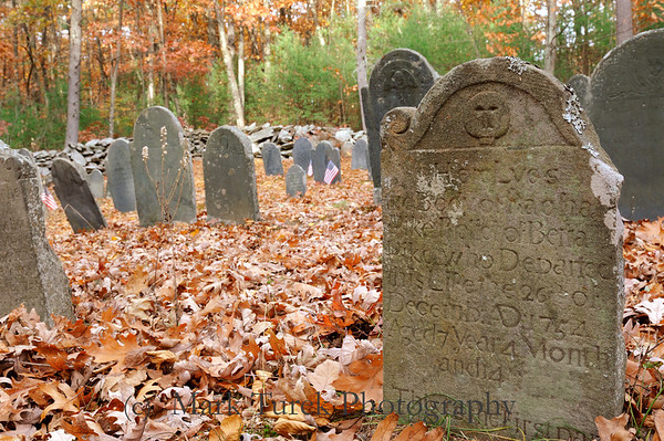 Dunstable, MA  Cemeteries
