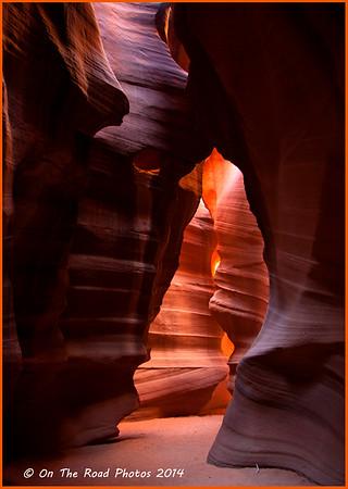 Antelope Canyon 'Slots'