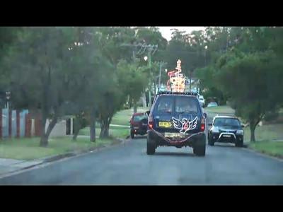 Christmas 4WD