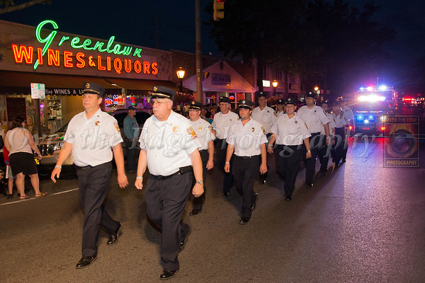 Greenlawn FD Fireman's Parade 2014