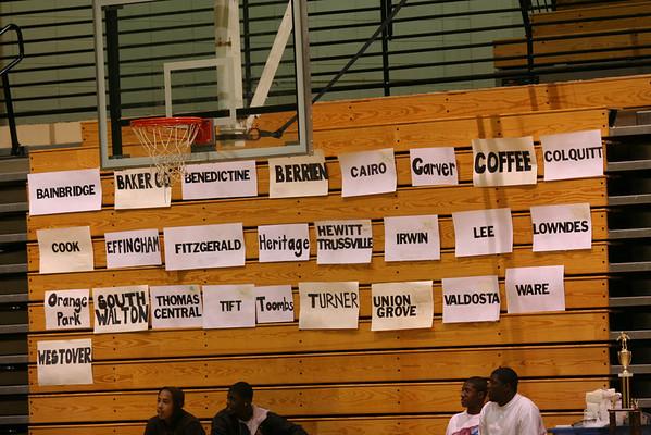 2007 Wildcat Invitational - Valdosta High School