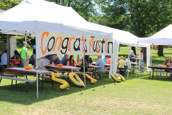 Austins Graduation Party