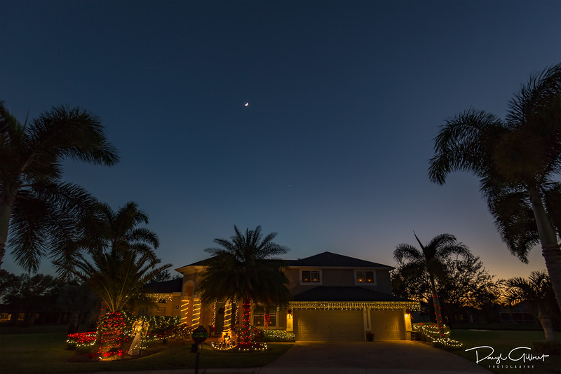 Beautiful Home Ready for Christmas