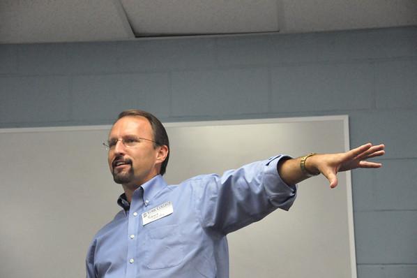 Bible Teachers Workshop 2012