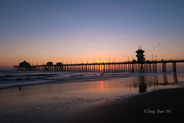 Huntington Beach pier 09-21-2016