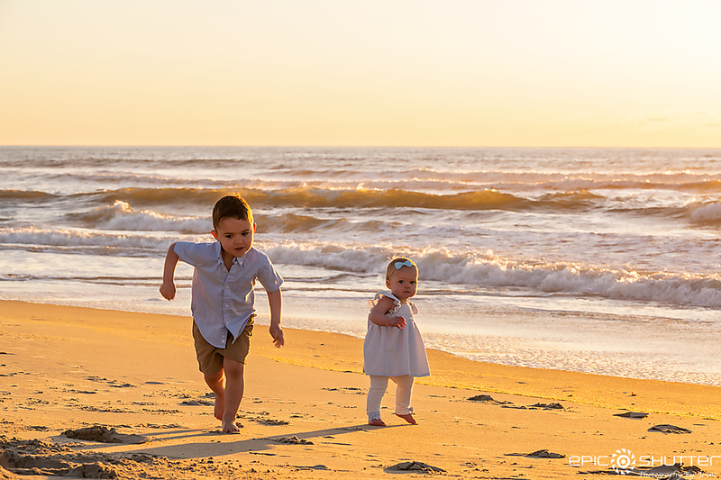 Avon, North Carolina, Sunrise Family Photography, Cape Hatteras
