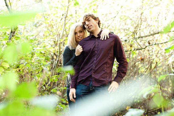 Josh & Krista Engagement