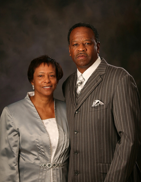 Bishop & Sis. Roberts