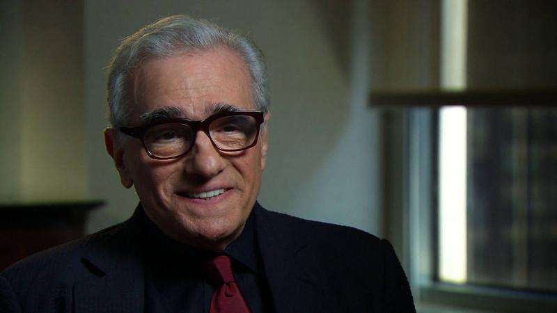 . Martin Scorsese. Photo Credit: ©Apple Films Ltd.