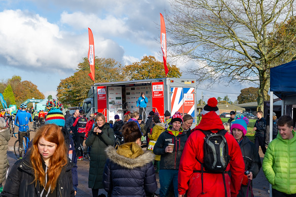 National Trophy CX Ardingly Show Ground Juniors