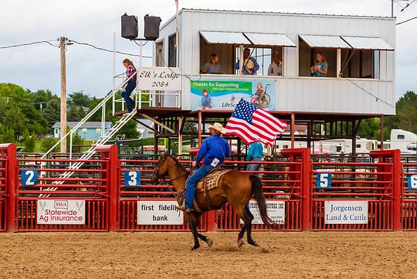Winner Elks Rodeo 2018