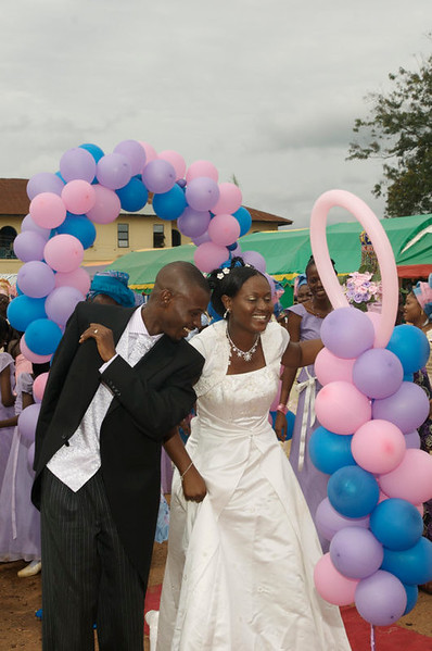 Tomi & Lanre  Ile-Ife, Nigeria