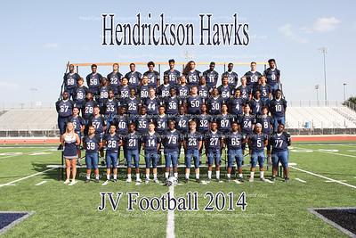 Hendrickson Junior Football 2014