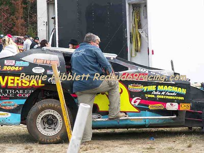 November 2, 2008 Redbud's Pit Shots Delaware International Speedway Champ Show