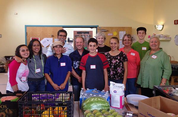 Common Word Community Service San Jose 2014