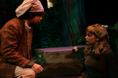 Into The Woods Production Photos